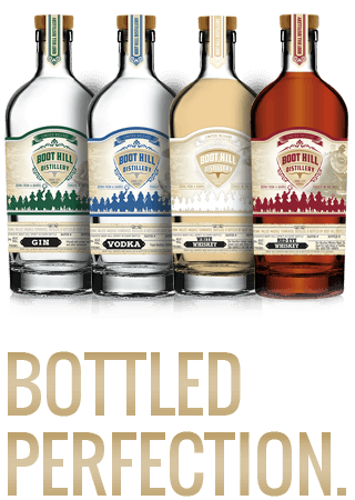Small Batch Distilled Spirits