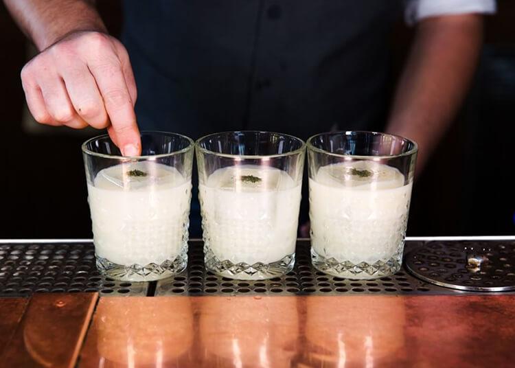 Terminal 9 Cocktail