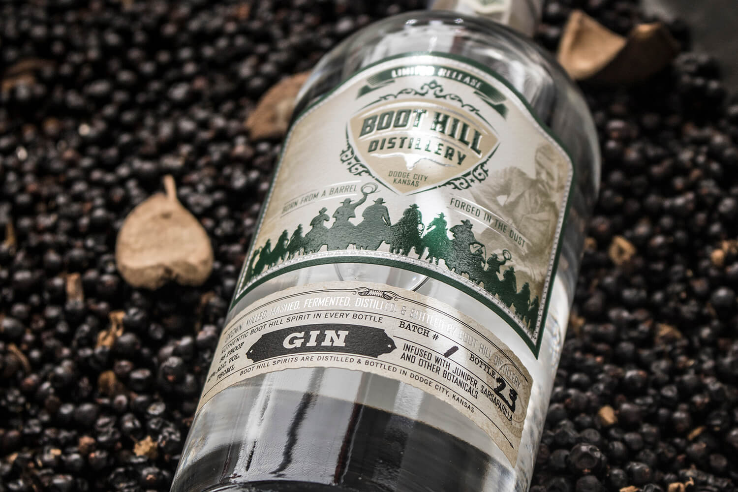 Boot Hill Gin
