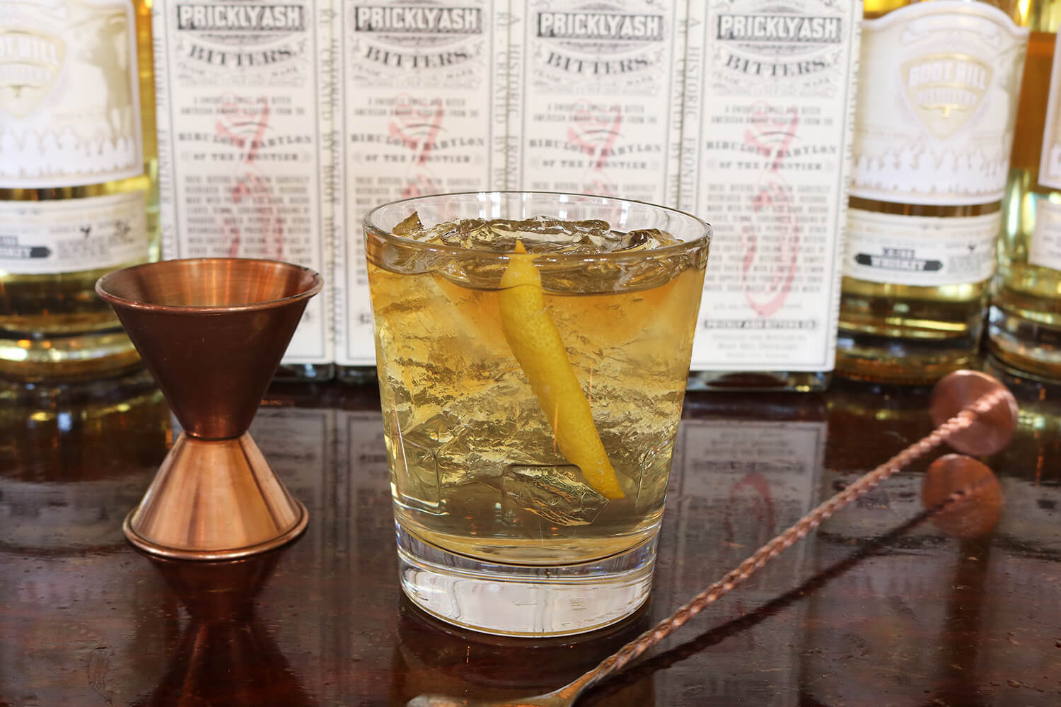 Boot Hill Distillery Peacemaker