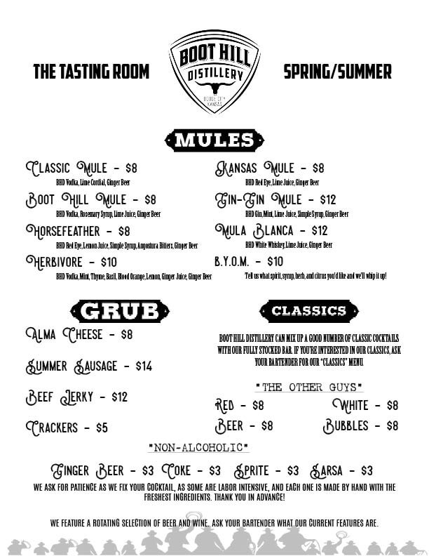 The Tasting Room Spring/Summer 2018 Page 2
