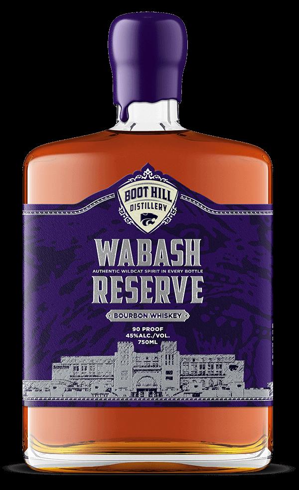 Wabash Reserve Bottle