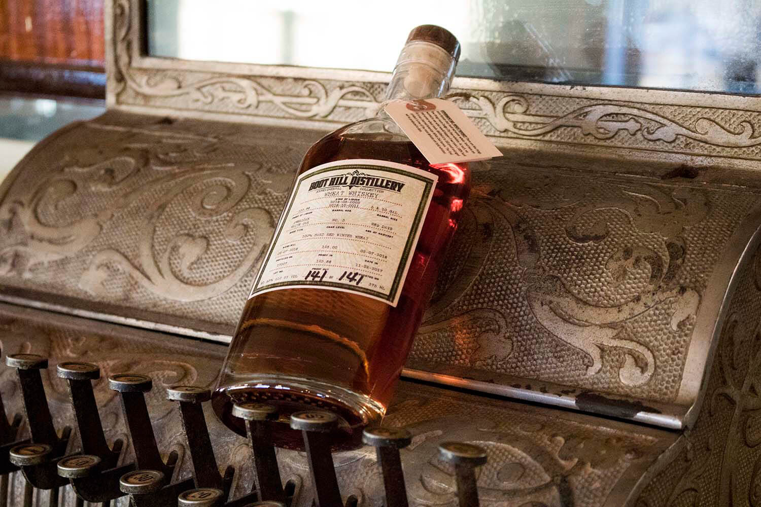 Boot Hill Experiment 002 Wheat Whiskey