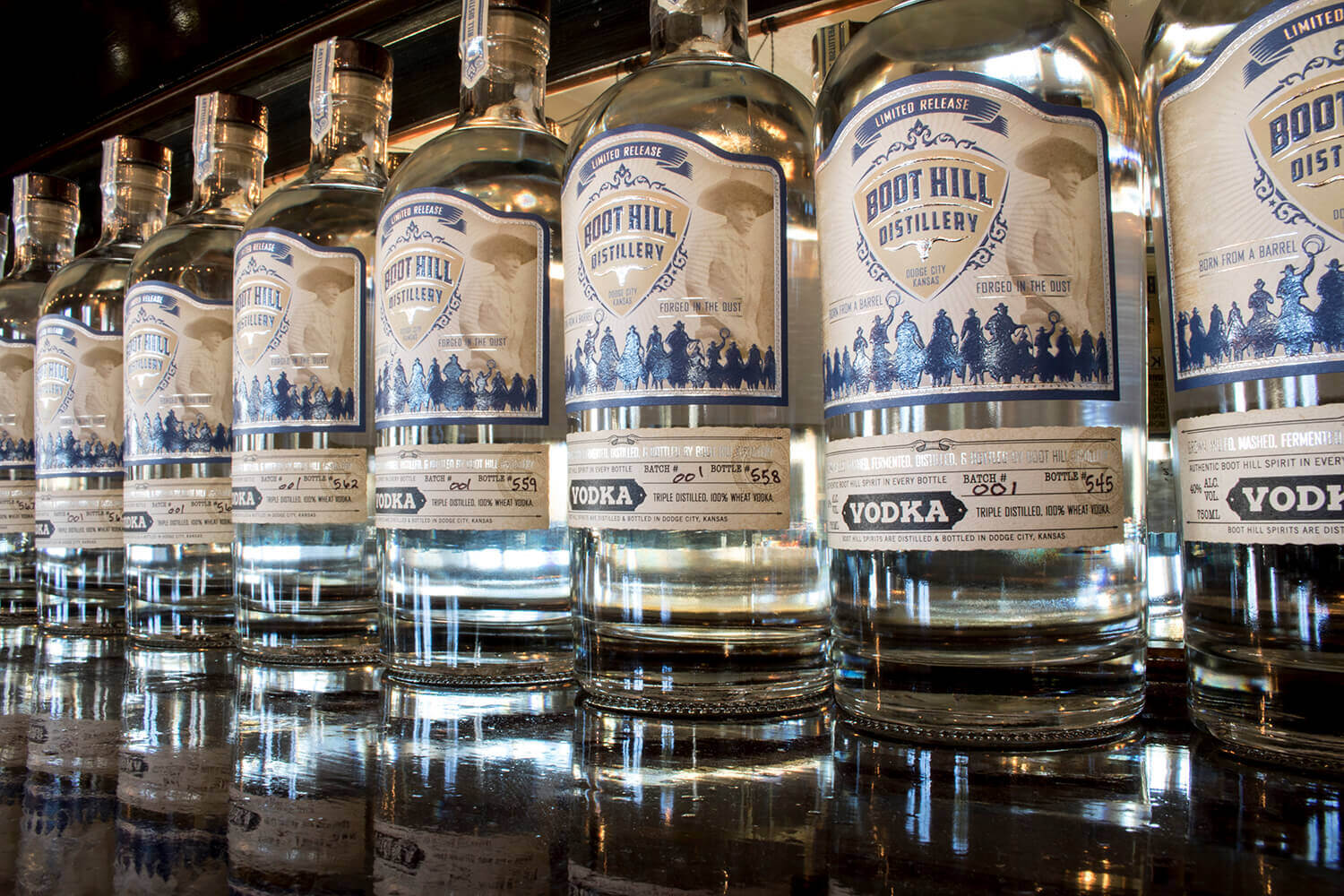 Boot Hill Vodka