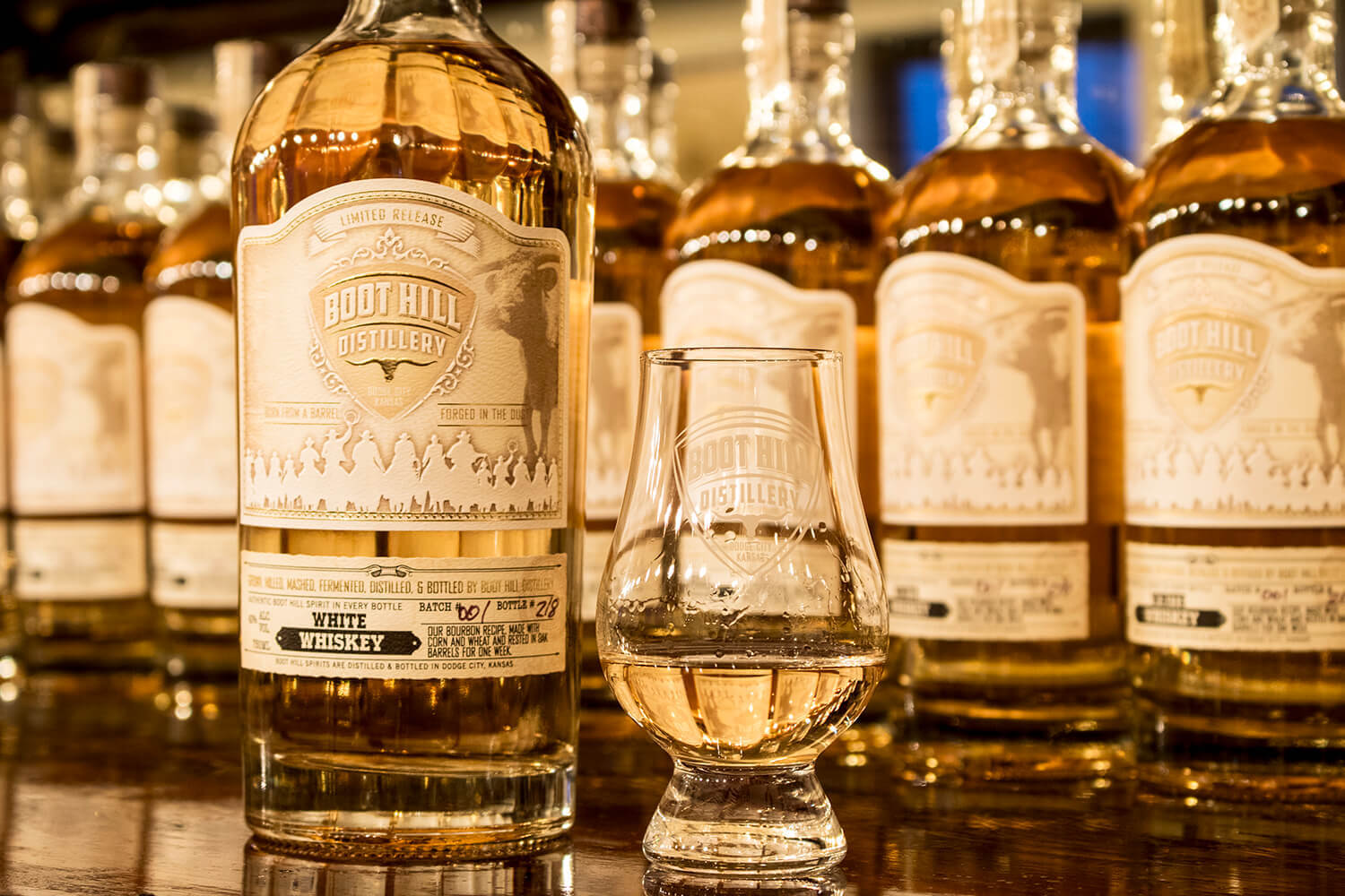 Boot Hill White Whiskey