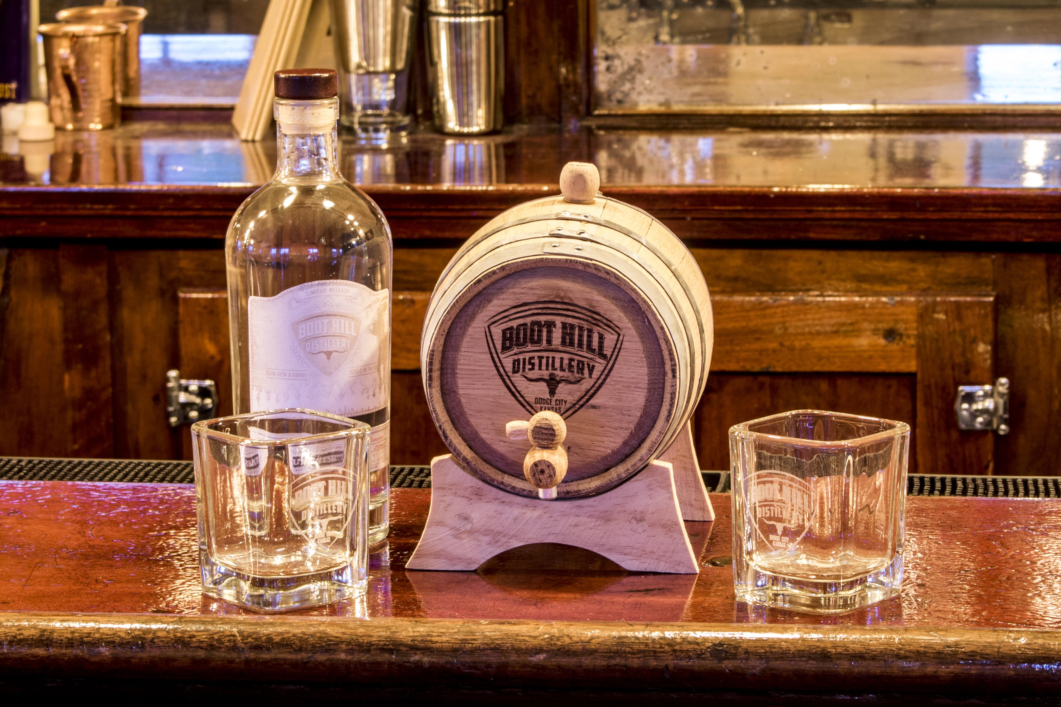 Build Your Own Bourbon Barrel