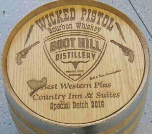 Custom Barrel