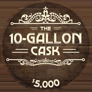 10 Gallon Cask