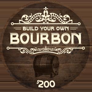 Build Your Own Bourbon