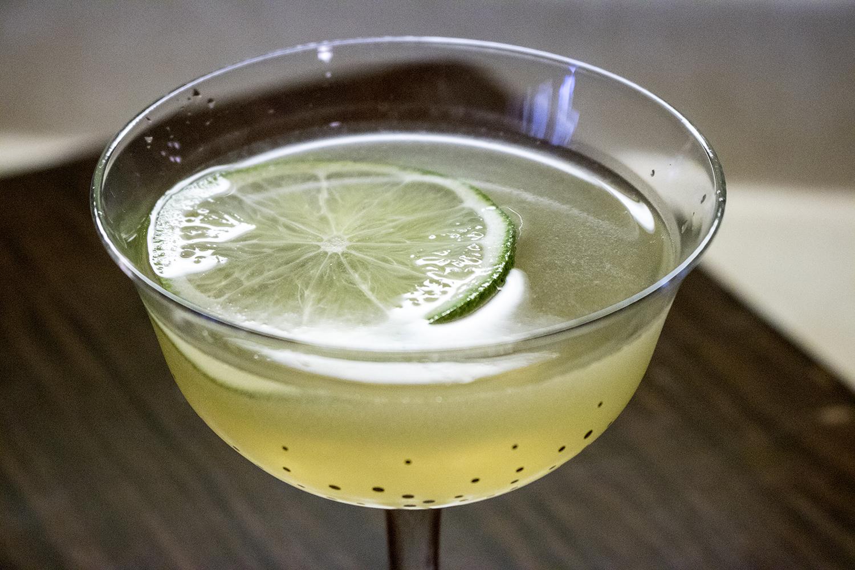 Buffalo Gourd Cocktail